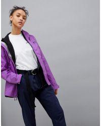 Patagonia - Torrentshell Full Zip Hooded Jacket In Purple - Lyst