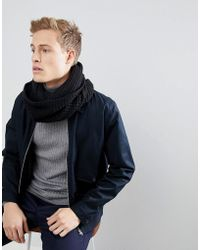 Jack & Jones - Tube Scarf - Lyst