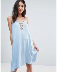 First & I - Cami Dress - Lyst