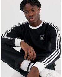 adidas Originals - California Long Sleeve T-shirt Black - Lyst