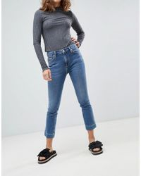 Bethnals - Clementine Cropped Bootcut Jeans - Lyst