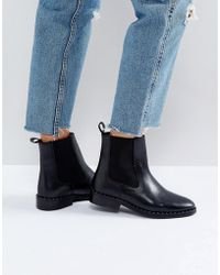 River Island | Studded Chelsea Boots | Lyst