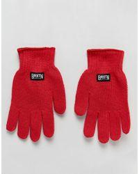 Brixton - Langley Gloves - Lyst