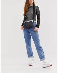 Calvin Klein - Calvin Klein Camera Bag With Wide Print Detail Strap - Lyst
