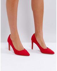 Pimkie - Pointed Court Heels - Lyst