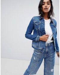 Pepe Jeans - Denim Trucker Jacket - Lyst