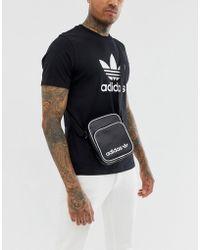 b899d66318 adidas Originals Eqt Cross Body Bag In Grey Cd6953 in Gray for Men ...