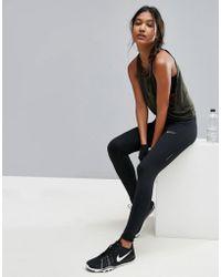 Nike - Running Dri-fit Power Essential Leggings - Lyst