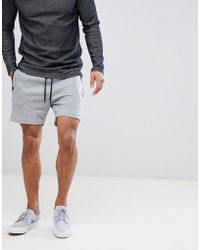 Jack & Jones - Core Jersey Short With Heat Sealed Pocket - Lyst