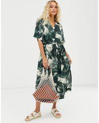 Weekday - Verna Shirt Dress - Lyst