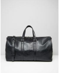 Matt & Nat - George Holdall - Black - Lyst