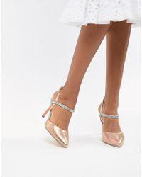 Coast - Iris Embellished Heel - Lyst
