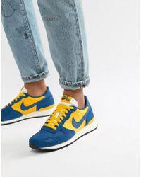 timeless design 88163 ddbae Nike - Air Vortex Trainers In Blue 903896-701 - Lyst