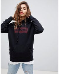 Levi's - Levi's Graphic Sports Hoodie - Lyst