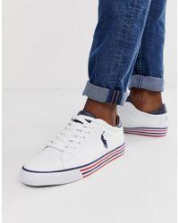 a6a8fa47faea7e Sneakers da uomo di Polo Ralph Lauren a partire da 40 € - Lyst