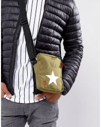 Mi-Pac - Star Flight Bag In Khaki - Lyst