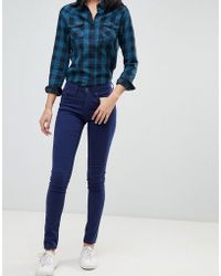 Blend She - Bright Skinny Jeans - Lyst
