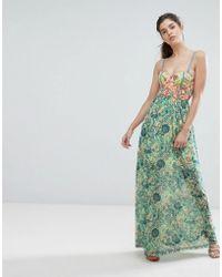 Maaji - Printed Beach Dress - Lyst