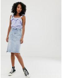 fa3f449f4e Shop Women s Pepe Jeans Skirts Online Sale
