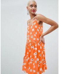 Pieces - Daisy Cami Dress - Lyst