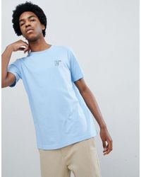 Lee Jeans - Peace Logo T-shirt - Lyst