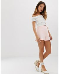 ASOS - Culotte Shorts - Lyst