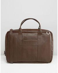 Royal Republiq - Leather Ground Day Bag - Lyst