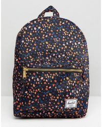 Herschel Supply Co. - Herschel Grove Mini Floral Backpack - Lyst