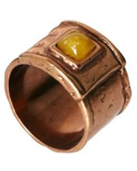 Nali - Stone Ring - Lyst