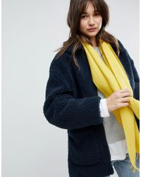 Weekday - Knitted Scarf - Lyst