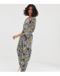 Native Youth - Relaxed Jumpsuit In Abstract Print - Lyst