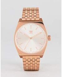 adidas - Z02 Process Bracelet Watch In Rose Gold - Lyst