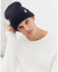 Jack & Jones - Flecked Beanie - Lyst