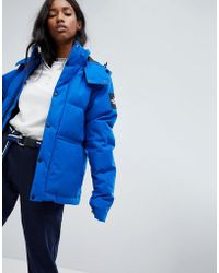 The North Face - Box Canyon Jacket In Blue - Lyst