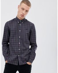 8d62d6b91f4 Lyst - Men s Fred Perry Shirts Online Sale