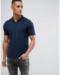SELECTED - Rivera Polo Shirt - Lyst