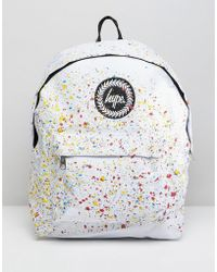 Hype - Primary Splat Backpack - Lyst