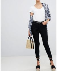 Hollister - High Waisted Super Skinny Jean - Lyst
