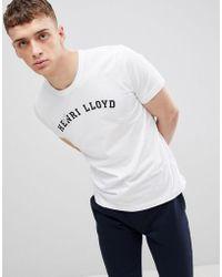 Henri Lloyd - Ragian Logo T-shirt In White - Lyst
