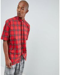 Sixth June - Tartan Short Sleeve Shirt - Lyst