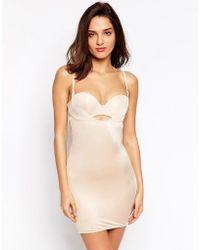 Marie Meili - Shape Perfection Wear Your Own Bra Control Dress - Lyst