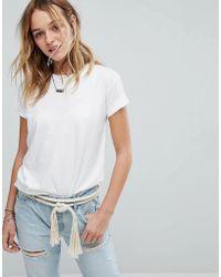 Hollister - Boyfriend T-shirt - Lyst
