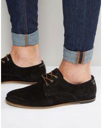 Jack & Jones - Lance Suede Shoes - Lyst