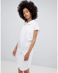 Cheap Monday - Whirl Printed Cocoon Dress - Lyst