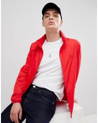 Henri Lloyd - Elve Light Shell Jacket In Red - Lyst