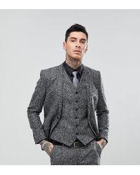 Heart & Dagger - Woven In England Skinny Suit Jacket - Lyst