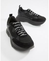 Office - Fizzled Chunky Trainer - Lyst