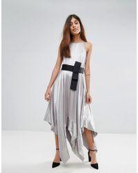 Coast - Elvie Halter Dress - Lyst