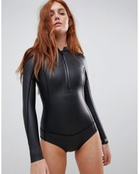 Billabong - Salty Days Wetsuit In Black - Lyst