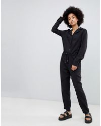Dr. Denim - Boiler Suit - Lyst